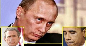 Putin vs Obama-Bush Who is the REAL Thug