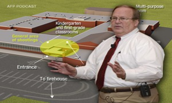 School Safety Expert Threatened for Questioning Sandy Hook
