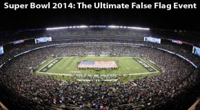 There Will Be No Super Bowl False Flag Event! It Has Already Happened!