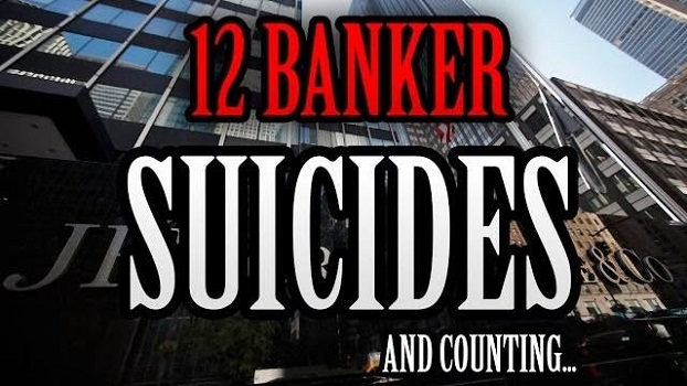Twelve deaths in eight months, by suicide & otherwise, among the CEO classes