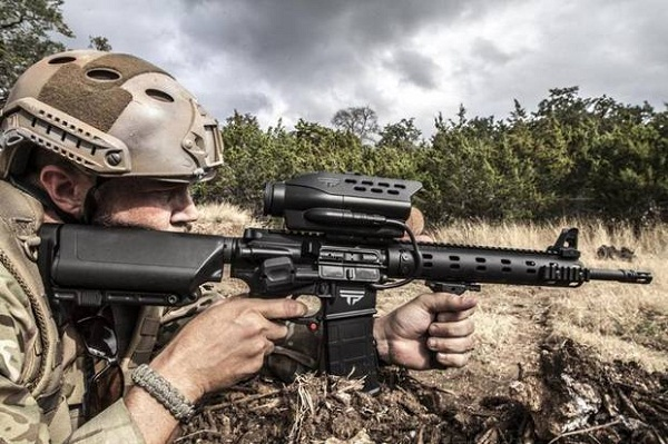US Army tests 'smart rifles' that turn ordinary soldiers into 'extraordinary marksmen'