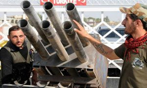 US to boost the dispatch of arms to Syrian insurgents