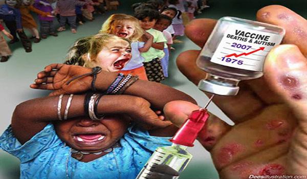 Vacinas em alumínio-autismo, mas não se preocupe, voltar a dormir