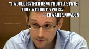 Video: What The Rest Of The World Heard Snowden Say Last Week That US Censored