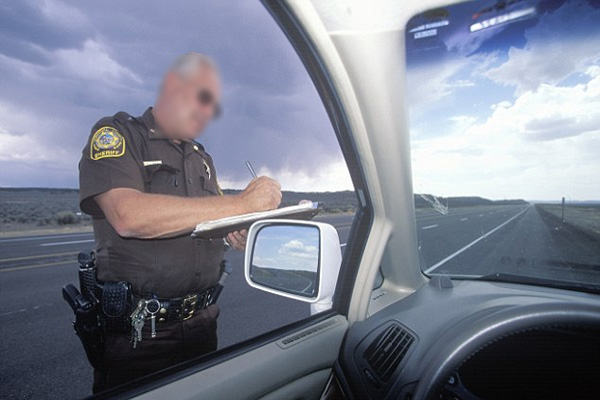 What to Say If Stopped By a Cop