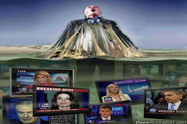 Zionist Run Media Aggressively Push Absurdly Ridiculous Anti-Russian Propaganda
