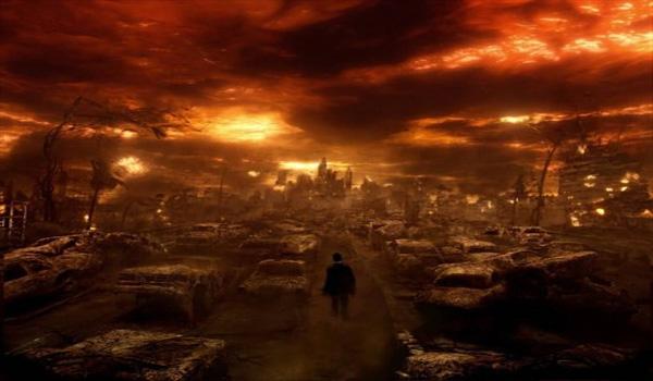 Zionist apocalypse coming