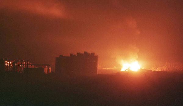 15 years on Looking back at NATO's 'humanitarian' bombing of Yugoslavia