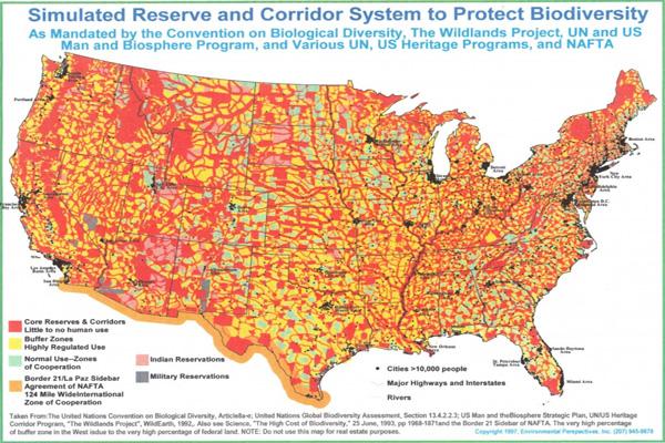 Agenda 21 Takeover in Klamath Basin