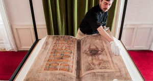 Codex Gigas Devil's Bible or Just an Old and Largest Manuscript in the World