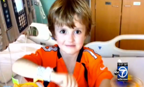 Company withholds experimental drug from dying 7-year-old boy to preserve profits