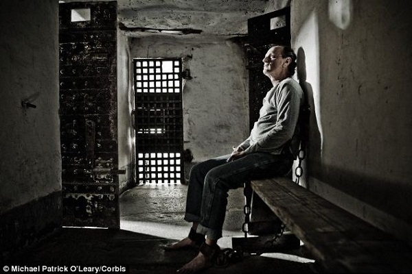 Could we condemn criminals to suffer for hundreds of years? Biotechnology could let us extend convicts' lives 'indefinitely'