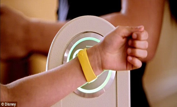 Disney World Rolls Out Mark of the Beast Wrist Band To Enter Park, Ride Rides, and Buy Food