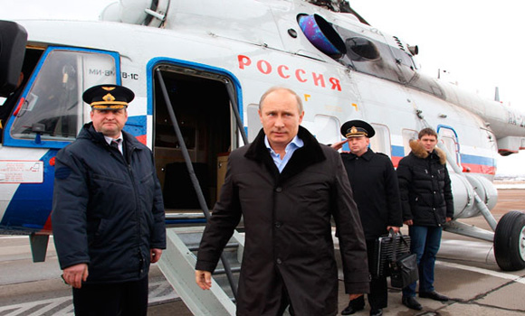 Distorting Russia: How the American media misrepresent Putin, Sochi and Ukraine.