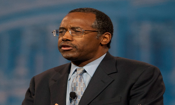 Dr. Ben Carson's sobering warning: Government trying to hide coming 'Third World nation' status