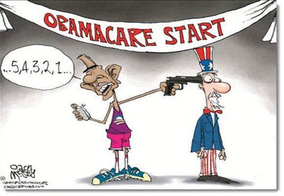 FORCED INTO MEDICARE WITH A GUN TO MY HEAD