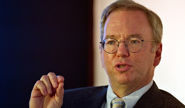 Google's Schmidt: We were attacked by the Chinese and the NSA