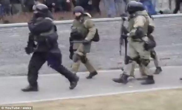 Has Blackwater Been Deployed To Ukraine?