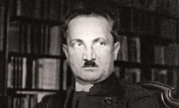 Heidegger's 'black notebooks' reveal antisemitism at core of his philosophy