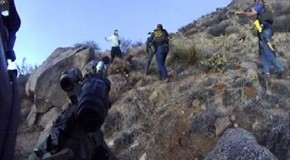 Horrific Footage Of Camper's Last Breath As Cops Murder Him