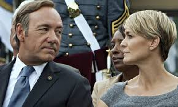 House of Cards Media Mask Masonic Control
