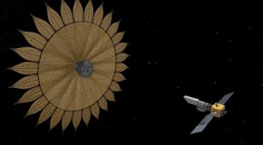 Incredible Technology: Giant Starshade Could Help Find an Alien Earth