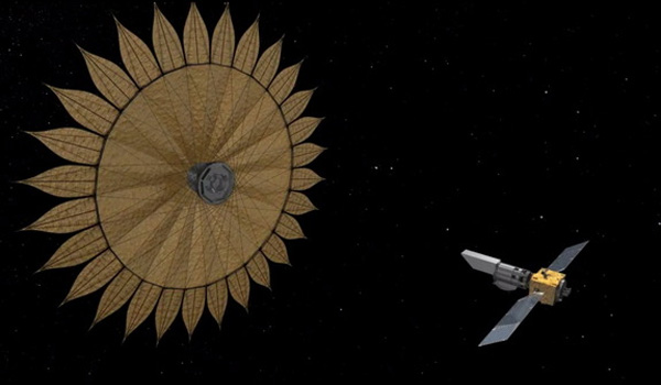 Incredible Technology Giant Starshade Could Help Find an Alien Earth