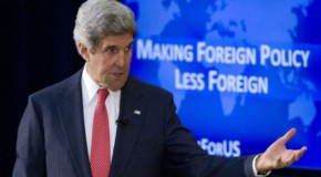 Kerry warns of world war over Crimea