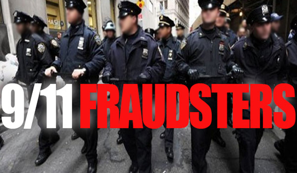 Less Than Ground Zero: NYC police and firemen pilfer $400 million from taxpayer in bogus 9/11 claims