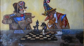 Mad Chess, False Flags and the Point of No Return