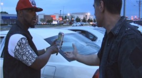 Man arrested after drinking iced tea in public must take deal or go to trial