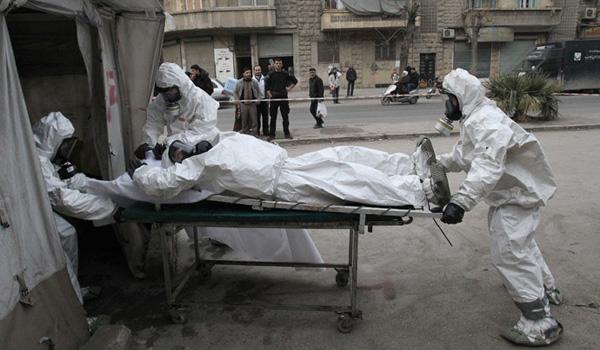Media 'staged' Syria chem attack (E36)
