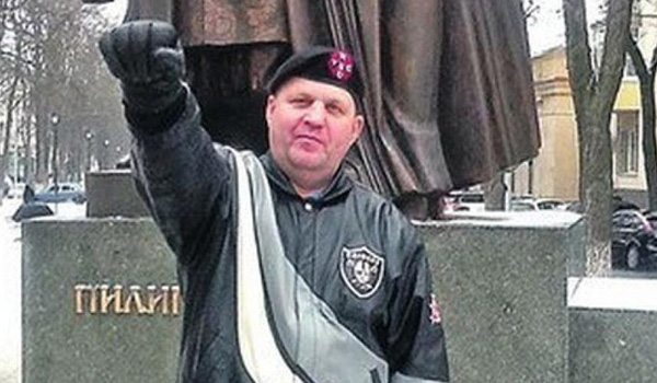 Murderous Ukrainian ultra-nationalist dead – after 2 decades of violent thuggery