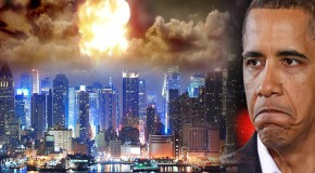 Obama's Worried Manhattan Will Get Nuked