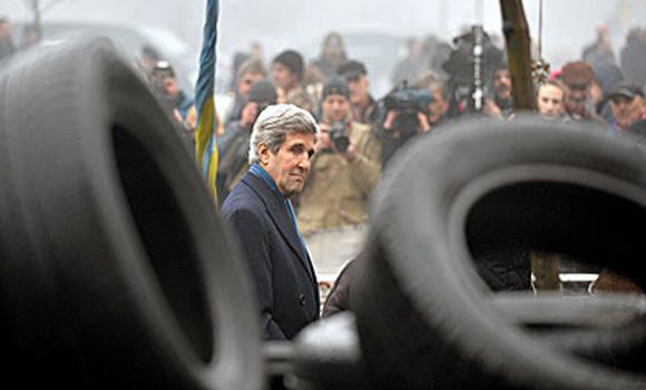 Obama administration unveils $1-billion loan package for Ukraine