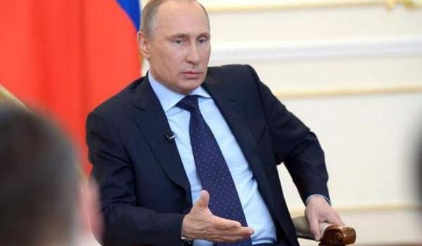 Pentagon studying Putin's body language