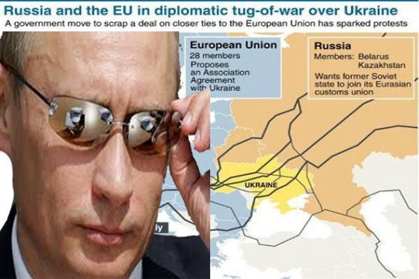 Putin Controls the Fate of Ukraine, but Who Controls Putin?