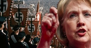 Putin as Hitler Hillary Clinton Dabbles in Historical Revisionism