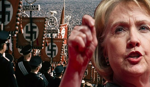 Putin as Hitler: Hillary Clinton Dabbles in Historical Revisionism