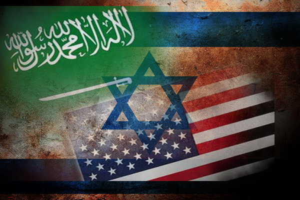 Religious Fundamentalists Are Being Played Saudis, Israelis and Americans Are All In Bed Together
