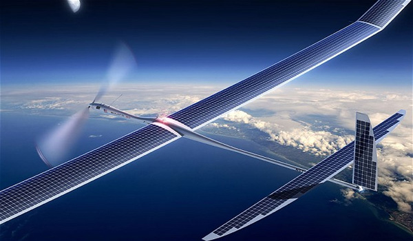 Report: Facebook buying drone manufacturer