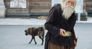 See This Beggar You're Never Going To Forget What He Does… And You Shouldn't.
