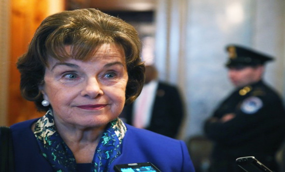 Sen. Feinstein Suddenly Discovers Surveillance can be Bad…if She's being Spied on