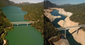 Stunning California Before & After Drought Photos