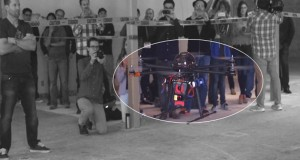 Taser Drone Capable of Unleashing 80,000 Volts Debuted at SXSW