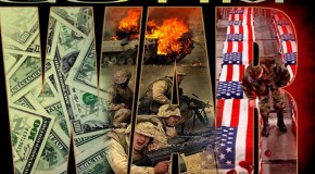 The US promises to go to war for more than 54 countries