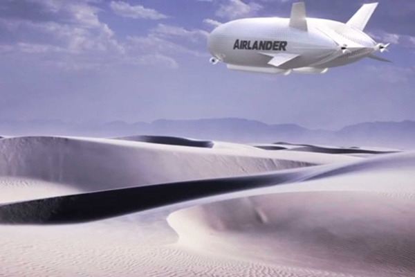 The World's Largest Aircraft Can Stay In The Air For 3 Weeks At A Time