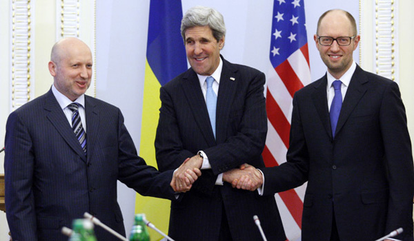 US to violate own laws by financially aiding Ukraine's coup-installed govt – Moscow