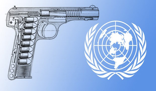 United Nations Attacks Second Amendment