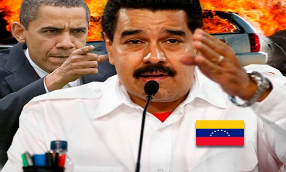 Venezuela Also Is Being Overthrown By The Criminal Regime In Washington